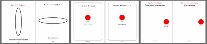 knižní design